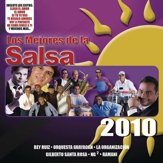 LOS MEJORES DE LA SALSA 2010LOS MEJORES DE LA SALSA 2010, , hi-res