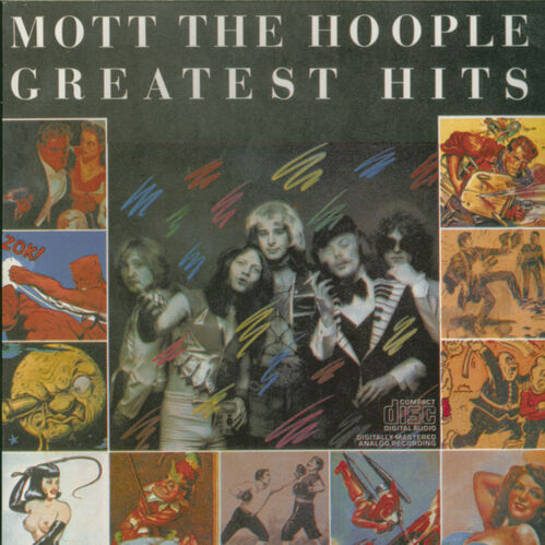 MOTT THE HOOPLE GREATEST HITS, , hi-res