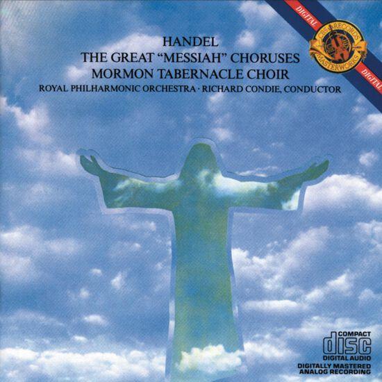 HANDEL: GREAT `MESSIAH' CHORUSESHANDEL: GREAT `MESSIAH' CHORUSES, , hi-res