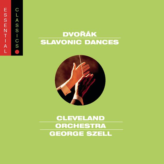DVORAK: SLAVONIC DANCESDVORAK: SLAVONIC DANCES, , hi-res