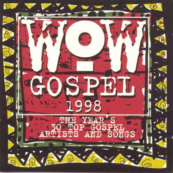 WOW GOSPEL 1998WOW GOSPEL 1998, , hi-res
