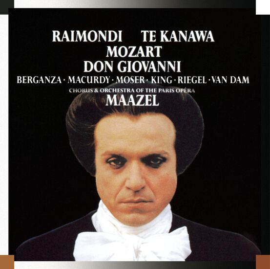 MOZART: DON GIOVANNIMOZART: DON GIOVANNI, , hi-res