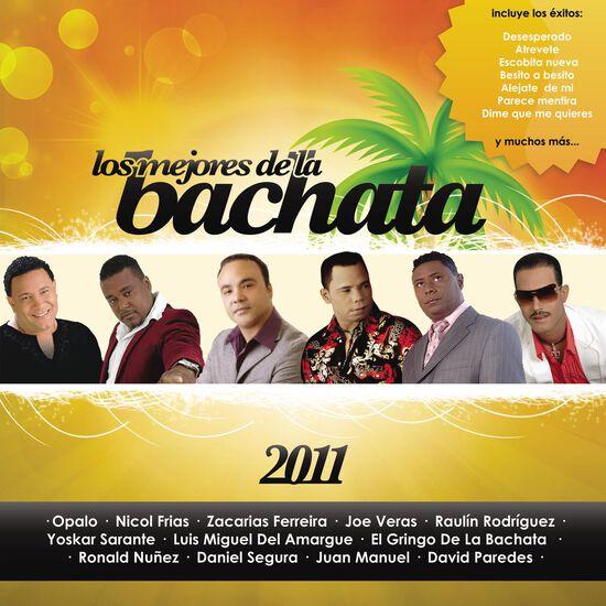 LOS MEJORES DE LA BACHATA 2011LOS MEJORES DE LA BACHATA 2011, , hi-res
