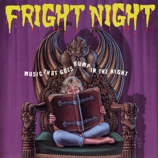 FRIGHT NIGHT-MUSIC THAT GOES BUMP IN THEFRIGHT NIGHT-MUSIC THAT GOES BUMP IN THE, , hi-res