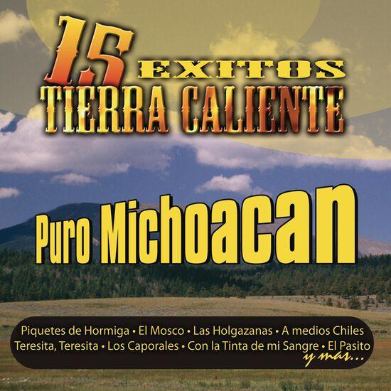 15 EXITOS EN TIERRA15 EXITOS EN TIERRA, , hi-res