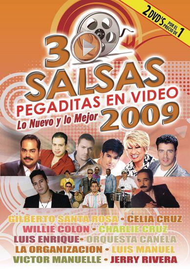 30 SALSAS PEGADITAS EN VIDEO: LO NUEVO Y30 SALSAS PEGADITAS EN VIDEO: LO NUEVO Y, , hi-res