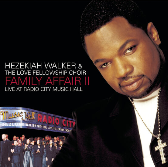 FAMILY AFFAIR II - LIVE AT RADIO CITYFAMILY AFFAIR II - LIVE AT RADIO CITY, , hi-res