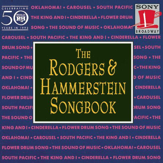 THE RODGER & HAMMERSTEIN SONGBOOKTHE RODGER & HAMMERSTEIN SONGBOOK, , hi-res