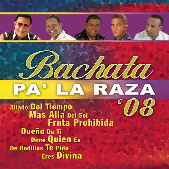 BACHATA PA' LA RAZA 2008BACHATA PA' LA RAZA 2008, , hi-res