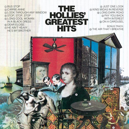 THE HOLLIES' GREATEST HITSTHE HOLLIES' GREATEST HITS, , hi-res