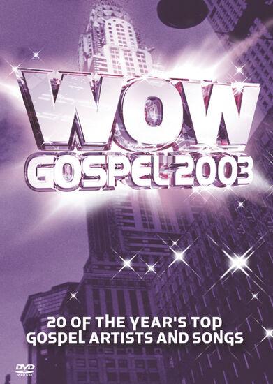WOW GOSPEL 2003WOW GOSPEL 2003, , hi-res