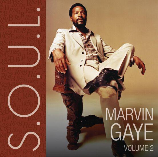 S.O.U.L: MARVIN GAYE VOL. 2S.O.U.L: MARVIN GAYE VOL. 2, , hi-res