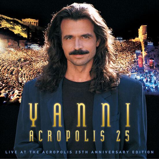 YANNI - LIVE AT THE ACROPOLIS - 25TH ANNYANNI - LIVE AT THE ACROPOLIS - 25TH ANN, , hi-res