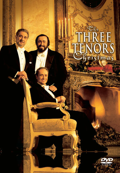 THE THREE TENORS CHRISTMASTHE THREE TENORS CHRISTMAS, , hi-res