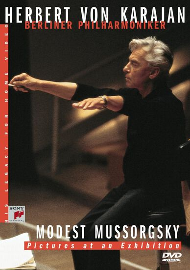 MUSSORGSKY: PICTURES AT AN EXHIBITIONMUSSORGSKY: PICTURES AT AN EXHIBITION, , hi-res
