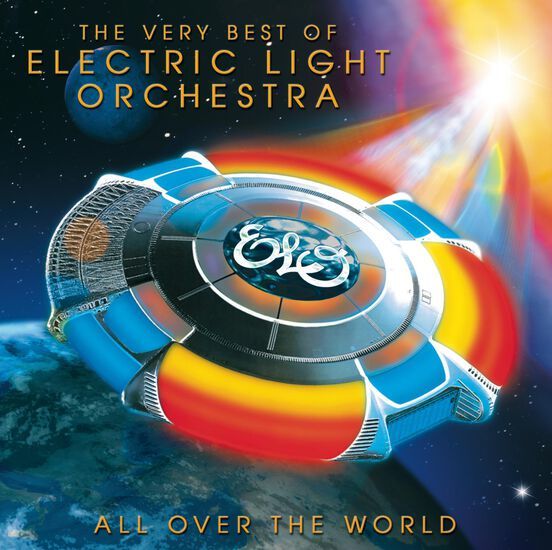 ALL OVER THE WORLD--THE VERY BEST OF ELEALL OVER THE WORLD--THE VERY BEST OF ELE, , hi-res