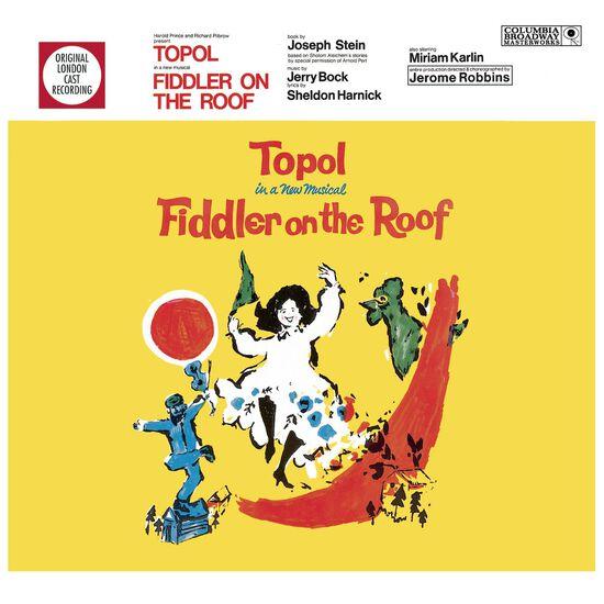 FIDDLER ON THE ROOFFIDDLER ON THE ROOF, , hi-res