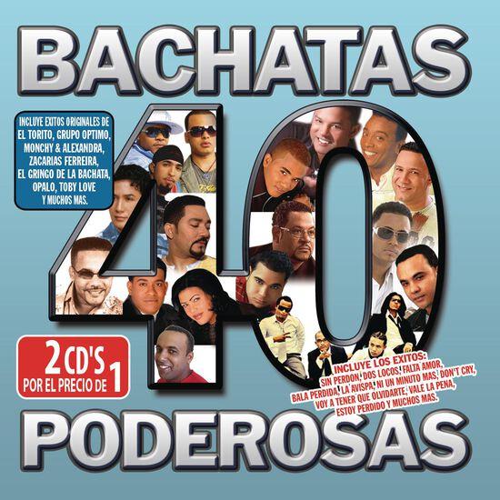 40 BACHATAS PODEROSA40 BACHATAS PODEROSA, , hi-res