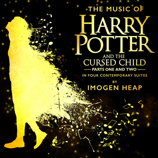 THE MUSIC OF HARRY POTTER AND THE CURSEDTHE MUSIC OF HARRY POTTER AND THE CURSED, , hi-res