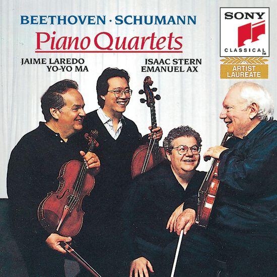 BEETHOVEN/SCHUMANN: PIANO QRTBEETHOVEN/SCHUMANN: PIANO QRT, , hi-res
