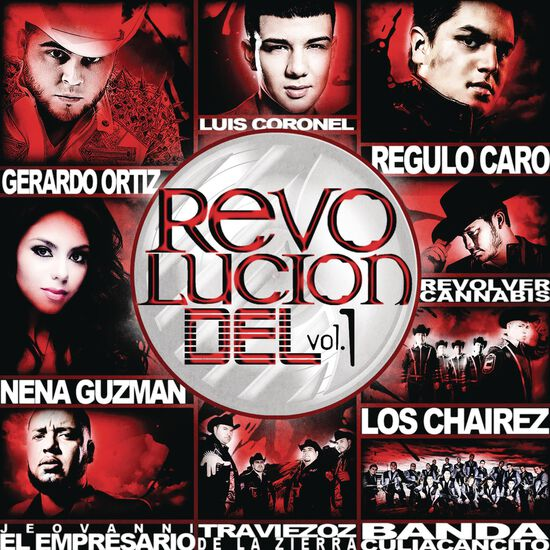 REVOLUCION: DEL RECORDS, VOL. 1REVOLUCION: DEL RECORDS, VOL. 1, , hi-res
