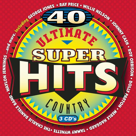 ULTIMATE COUNTRY SUPER HITSULTIMATE COUNTRY SUPER HITS, , hi-res