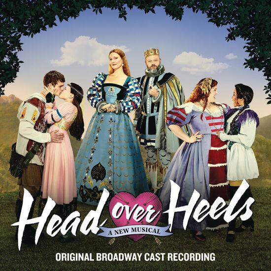HEAD OVER HEELS (ORIGINAL BROADWAY CASTHEAD OVER HEELS (ORIGINAL BROADWAY CAST, , hi-res