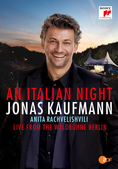 AN ITALIAN NIGHT - LIVE FROM THE WALDBUHAN ITALIAN NIGHT - LIVE FROM THE WALDBUH, , hi-res