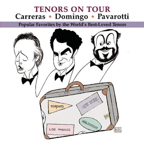 TENORS ON TOURTENORS ON TOUR, , hi-res
