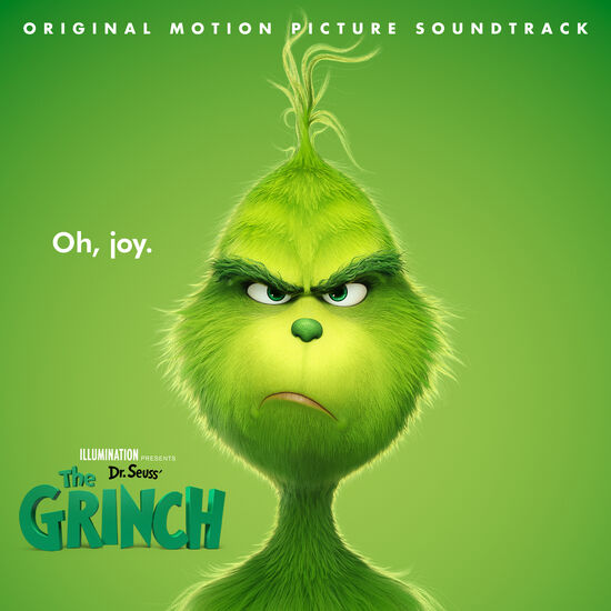 DR. SEUSS' THE GRINCH (ORIGINAL MOTION PDR. SEUSS' THE GRINCH (ORIGINAL MOTION P, , hi-res