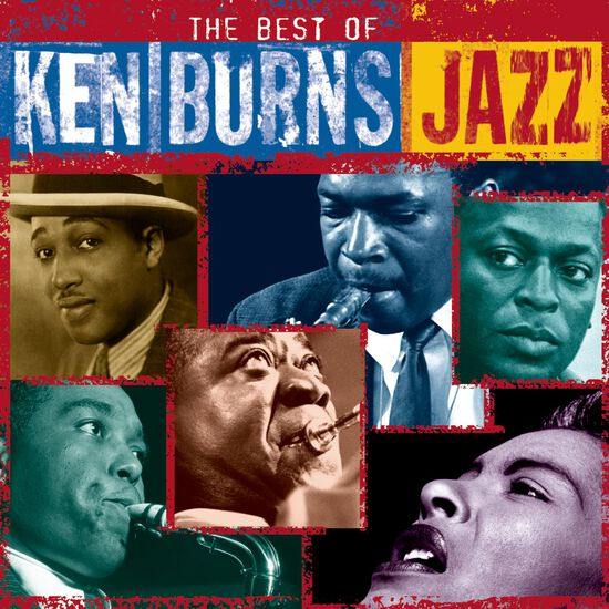 THE BEST OF KEN BURNS JAZZTHE BEST OF KEN BURNS JAZZ, , hi-res