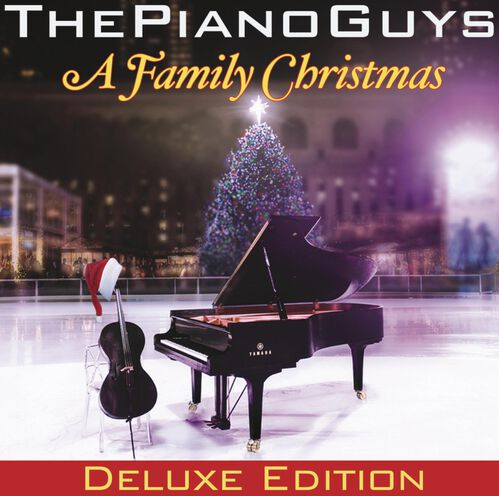 A FAMILY CHRISTMAS (DELUXE EDITION) (CD/, , hi-res