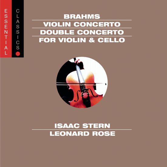 BRAHMS: VIOLIN CONCERTO & DOUBLE CONCERTBRAHMS: VIOLIN CONCERTO & DOUBLE CONCERT, , hi-res