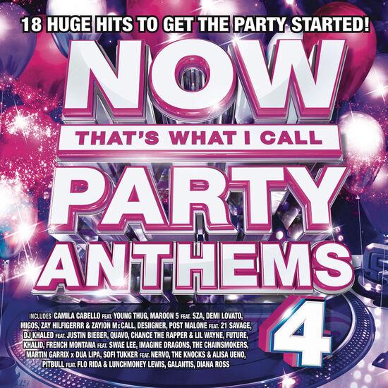 NOW PARTY ANTHEMS, VOL. 4NOW PARTY ANTHEMS, VOL. 4, , hi-res