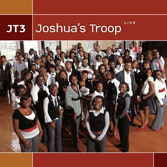 JT3-JOSHUA'S TROOP LIVEJT3-JOSHUA'S TROOP LIVE, , hi-res