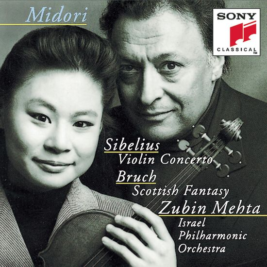 SIBELIUS: VIOLIN CTO., BRUCH: SCOTTISH FSIBELIUS: VIOLIN CTO., BRUCH: SCOTTISH F, , hi-res