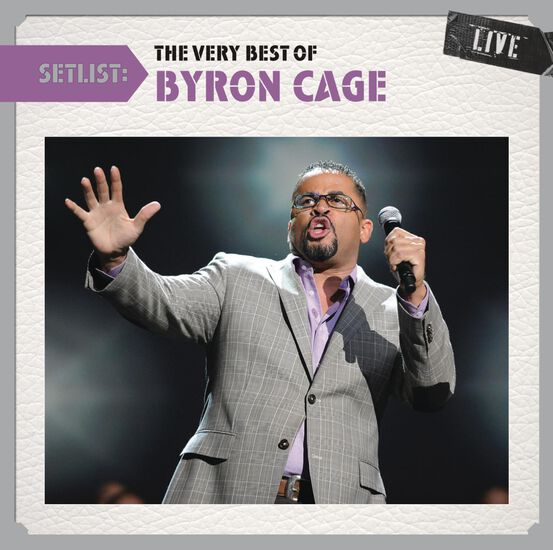 SETLIST: THE VERY BEST OF BYRON CAGE LIVSETLIST: THE VERY BEST OF BYRON CAGE LIV, , hi-res