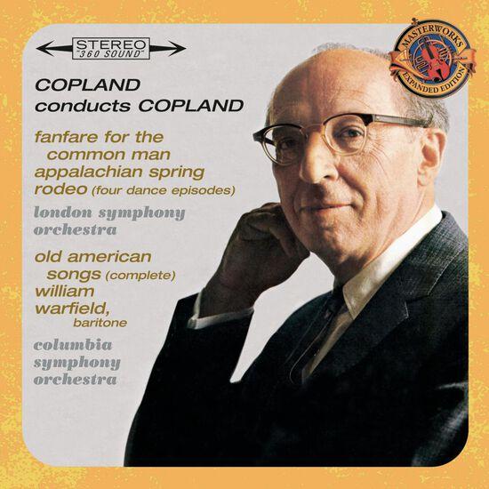 COPLAND CONDUCTS COPLANDCOPLAND CONDUCTS COPLAND, , hi-res