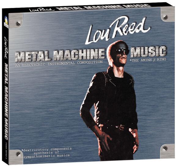 METAL MACHINE MUSICMETAL MACHINE MUSIC, , hi-res