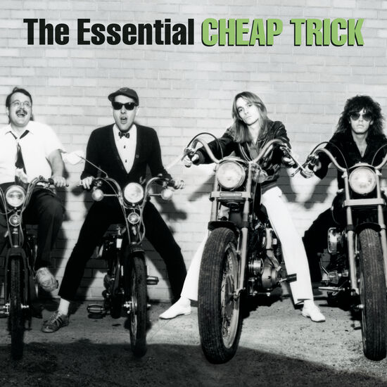 THE ESSENTIAL CHEAP TRICKTHE ESSENTIAL CHEAP TRICK, , hi-res