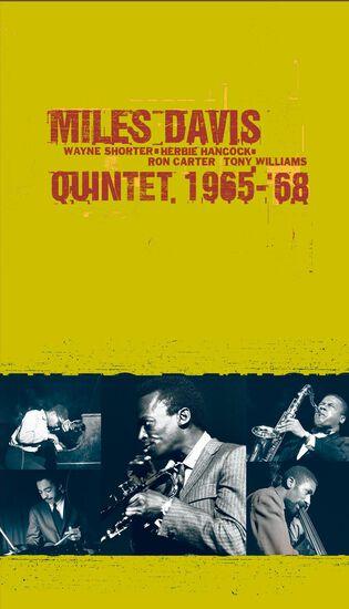 MILES DAVIS QUINTET, 1965-'68MILES DAVIS QUINTET, 1965-'68, , hi-res