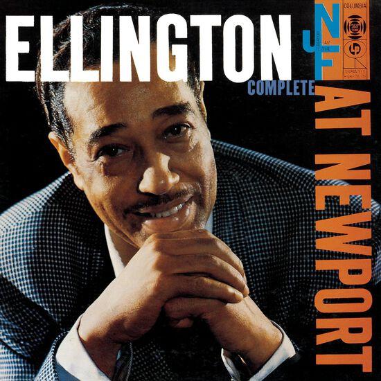 ELLINGTON AT NEWPORT 1956-COMPLETEELLINGTON AT NEWPORT 1956-COMPLETE, , hi-res