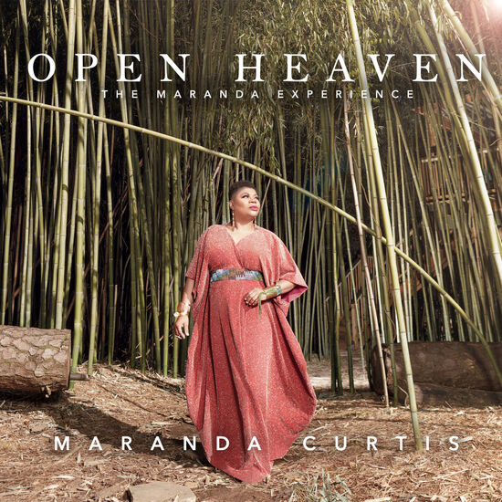 OPEN HEAVEN - THE MARANDA EXPERIENCEOPEN HEAVEN - THE MARANDA EXPERIENCE, , hi-res