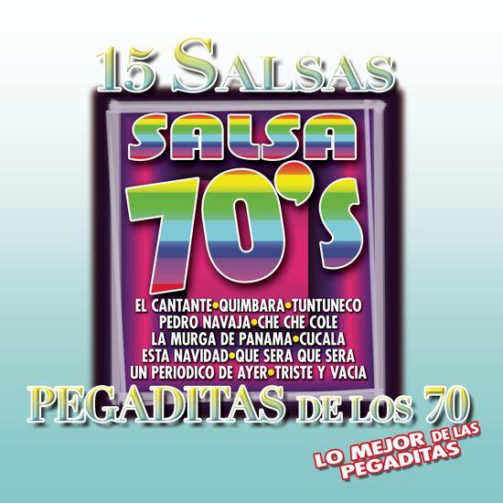 15 SALSAS PEGADITAS DE LOS 7015 SALSAS PEGADITAS DE LOS 70, , hi-res