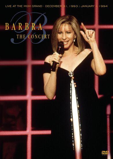 BARBRA- THE CONCERT LIVE AT THE MGM GRANBARBRA- THE CONCERT LIVE AT THE MGM GRAN, , hi-res