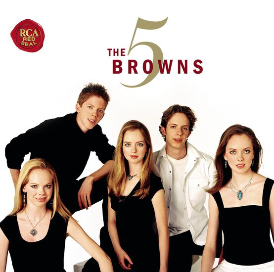 THE 5 BROWNSTHE 5 BROWNS, , hi-res