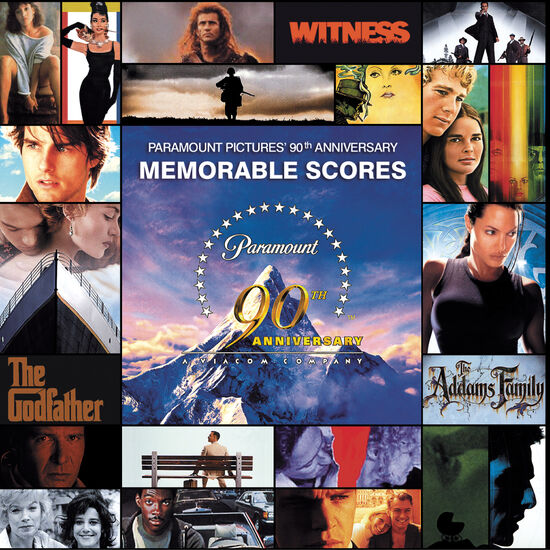 PARAMOUNT PICTURES SCORES-90TH ANNIVERSAPARAMOUNT PICTURES SCORES-90TH ANNIVERSA, , hi-res