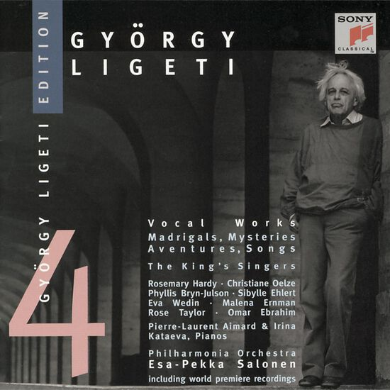 LIGETI: ORCHESTRAL WORKSLIGETI: ORCHESTRAL WORKS, , hi-res