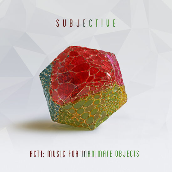 ACT ONE - MUSIC FOR INANIMATE OBJECTSACT ONE - MUSIC FOR INANIMATE OBJECTS, , hi-res
