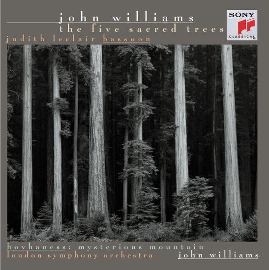 WILLIAMS: THE FIVE SACRED TREESWILLIAMS: THE FIVE SACRED TREES, , hi-res